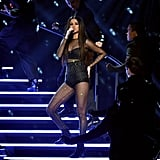 Selena Gomez's Bodysuit at the American Music Awards 2015