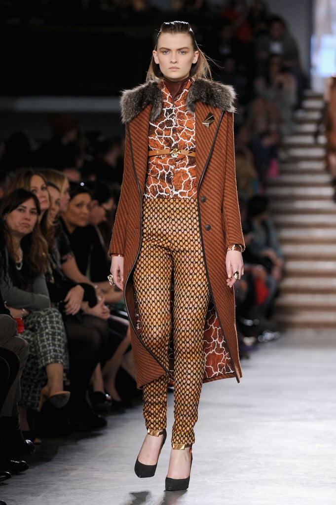 2012 A/W Milan Fashion Week: Missoni
