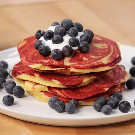 Cake Mix Pancakes Recipe