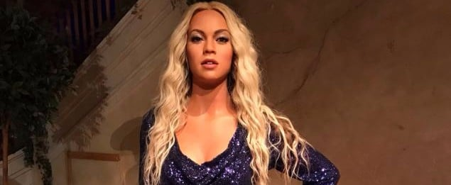 Can You Tell Who This Wax Figure Is Supposed to Be?