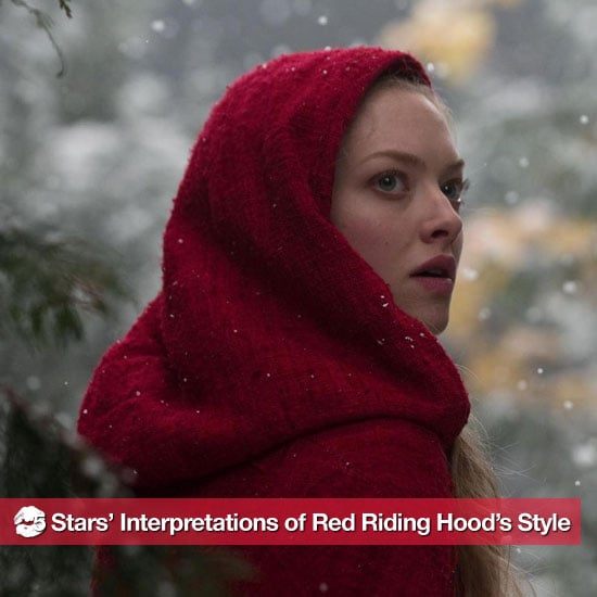 Stars Who Have Dressed Like Little Red Riding Hood