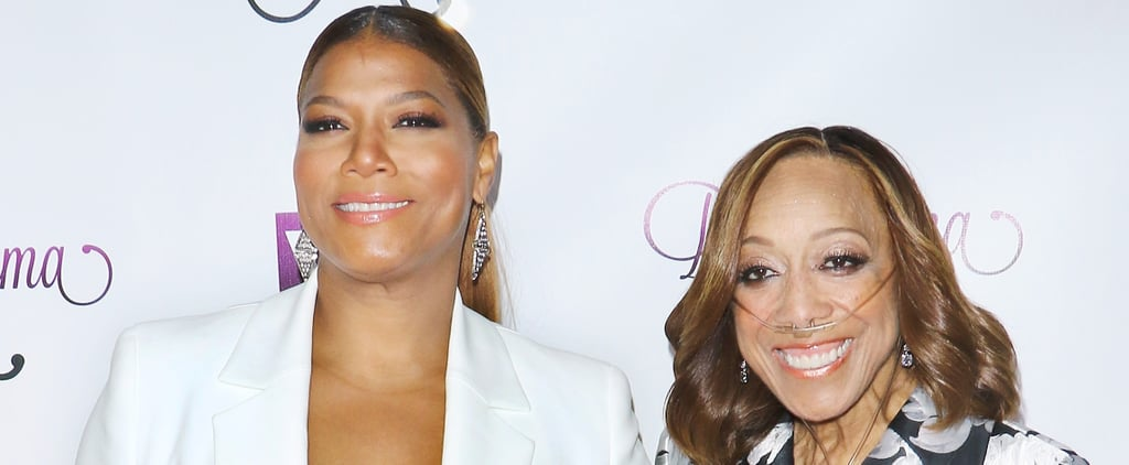Queen Latifah's Emotional Tribute to Her Late Mom Will Break Your Heart in 2