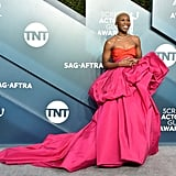 Cynthia Erivo at the 2020 SAG Awards