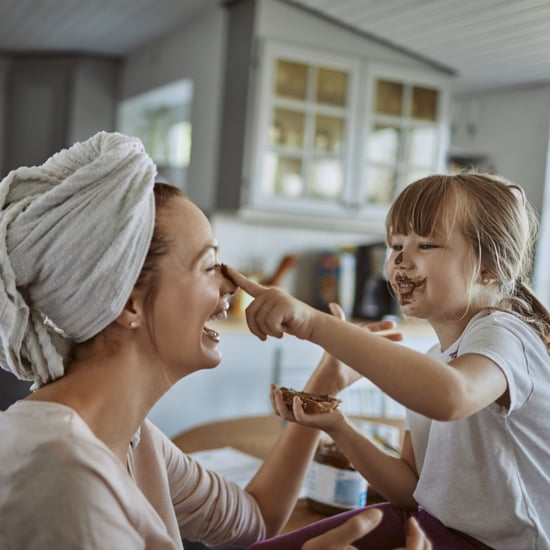 Why I Don't Get Ready Every Morning as a Stay-at-Home Mum