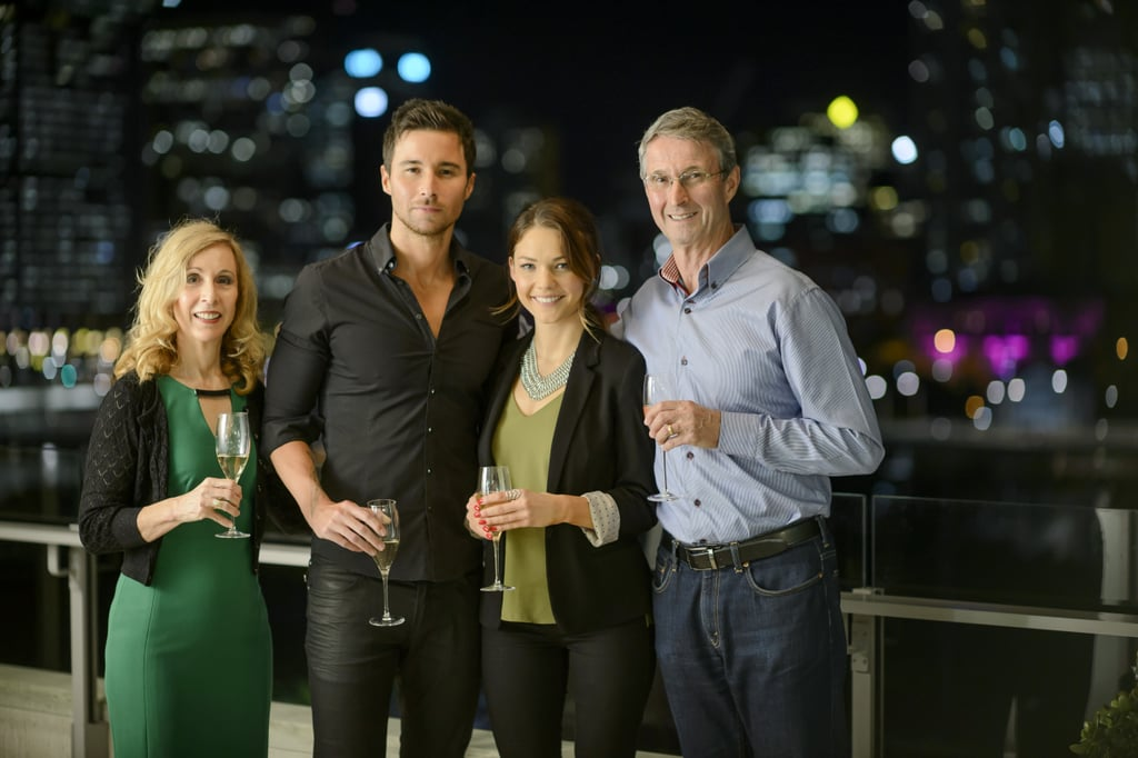 Sam Frost Home Visits on The Bachelorette 2015