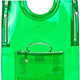 Toga Ring Handle Vinyl Tote Bag