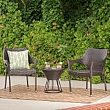 Dover Wicker Chat Set