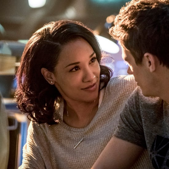 Candice Patton Interview About The Flash Season 4