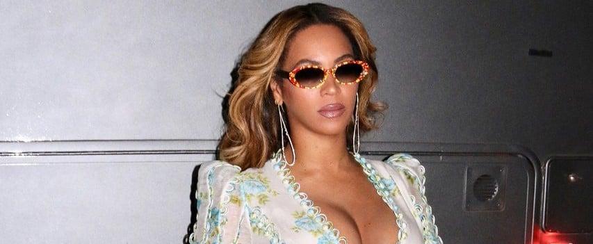 Beyonce's Zimmermann Floral Dress