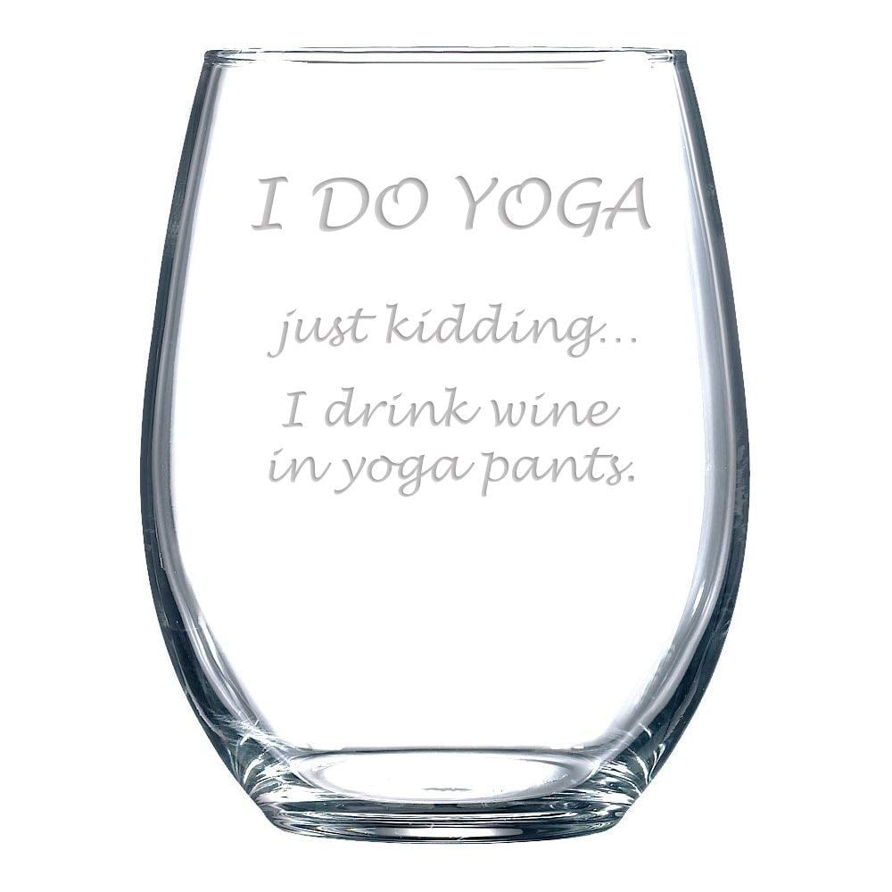 Funny Wine Glass for Adults