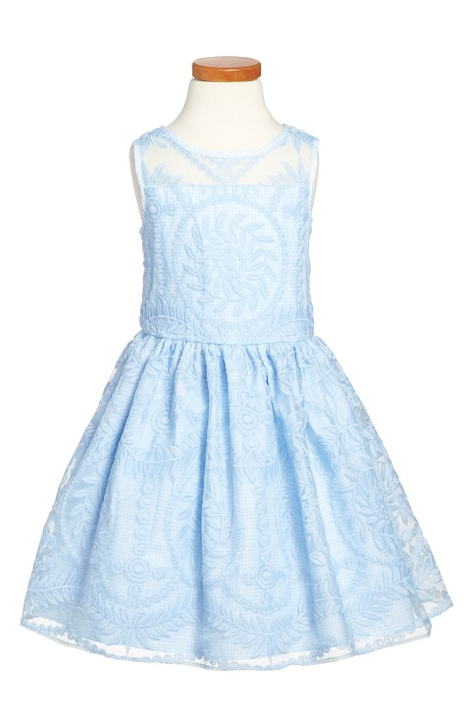 5f4b9d9ebe9 Embroidered Tulle Dress
