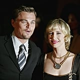 Leo and costar Vera Farmiga attended the red carpet premiere of The Departed in October 2006.