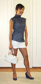 Look of the Day: Sailor Chic