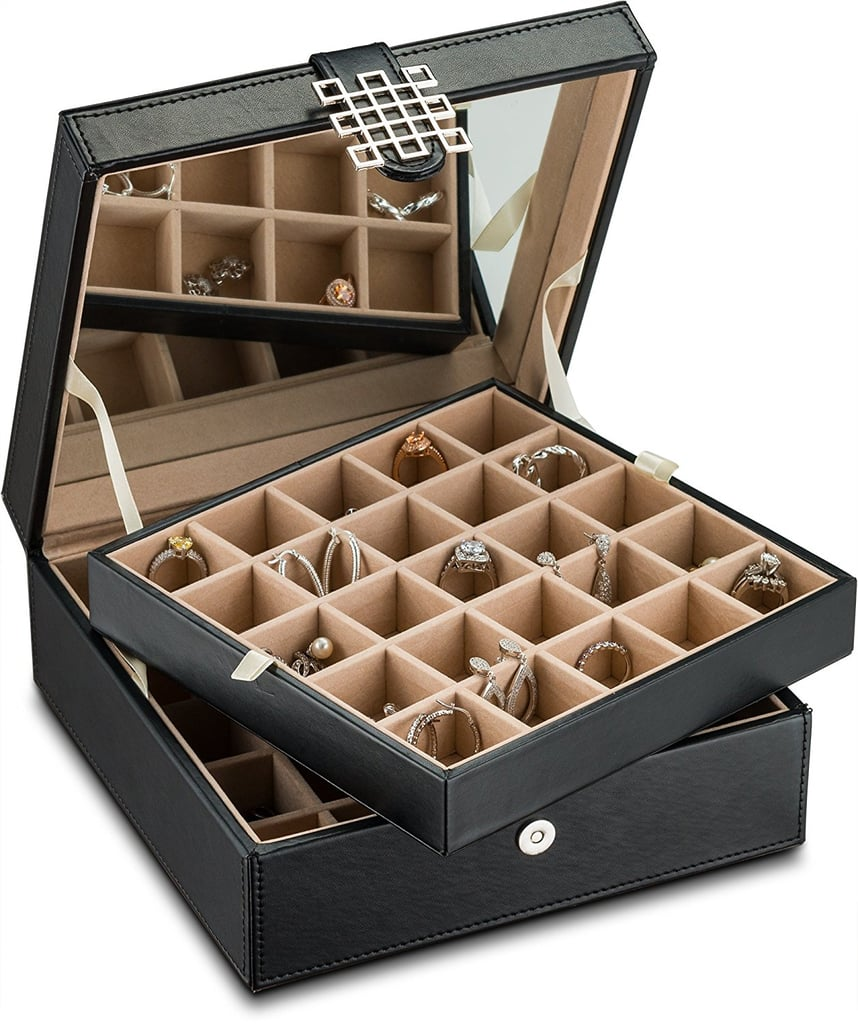 Glenor Co Classic Jewelry Box | Best Jewelry Organizers | POPSUGAR ...