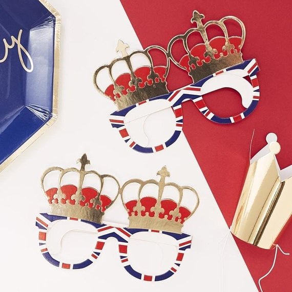 Royal Party Glasses