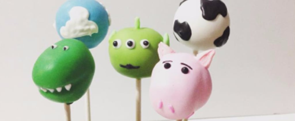 Drool Over Your Favorite Disney Characters With These Cake Pop Designs