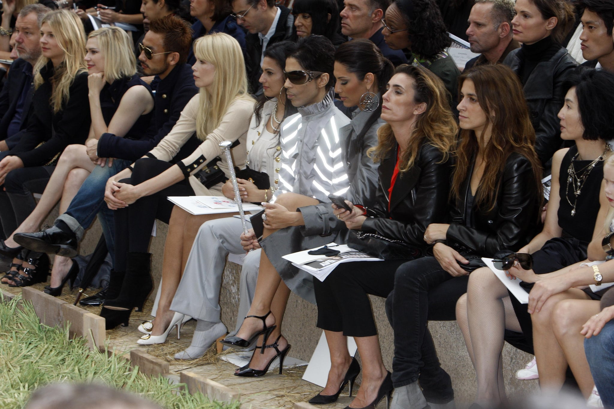 The Fabulous Front Row