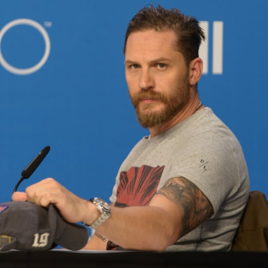 """Tom Hardy Shuts Down a Reporter Asking About His Sexuality: """"What on Earth Are You on About?"""""""