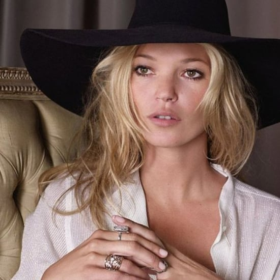 Kate Moss Hair and Makeup Over the Years