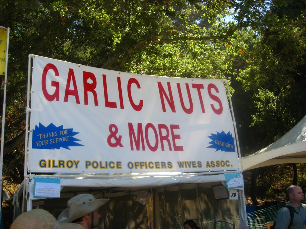 You Won't Find This Pickled Garlic at the Garlic Festival