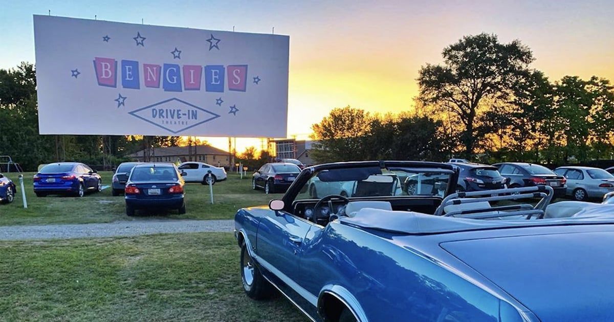 Drive In Movie Theaters By State Popsugar Smart Living