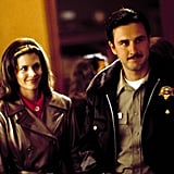 David Arquette and Courteney Cox, Scream
