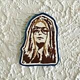 Gloria Steinem Embroidered Patch
