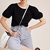 Tess Cashmere Sweater Tee