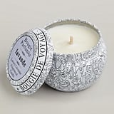 World Market Lavender Travel Candle Tin