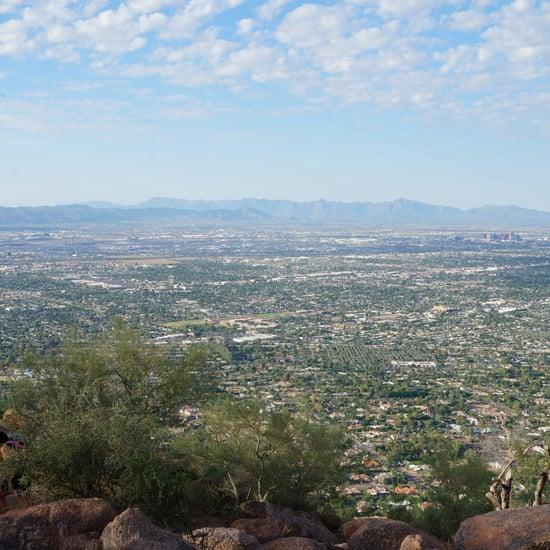 Camelback Mountain Hike in Phoenix, AZ