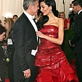 George and Amal Clooney, 2015