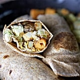 Veggie-Lovers' Breakfast Burrito