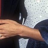 Jennifer Lopez's Engagement Rings