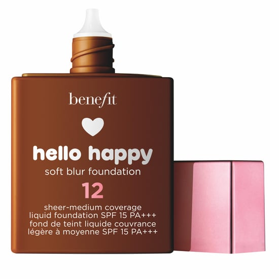 Benefit Cosmetics Hello Happy Foundation Review