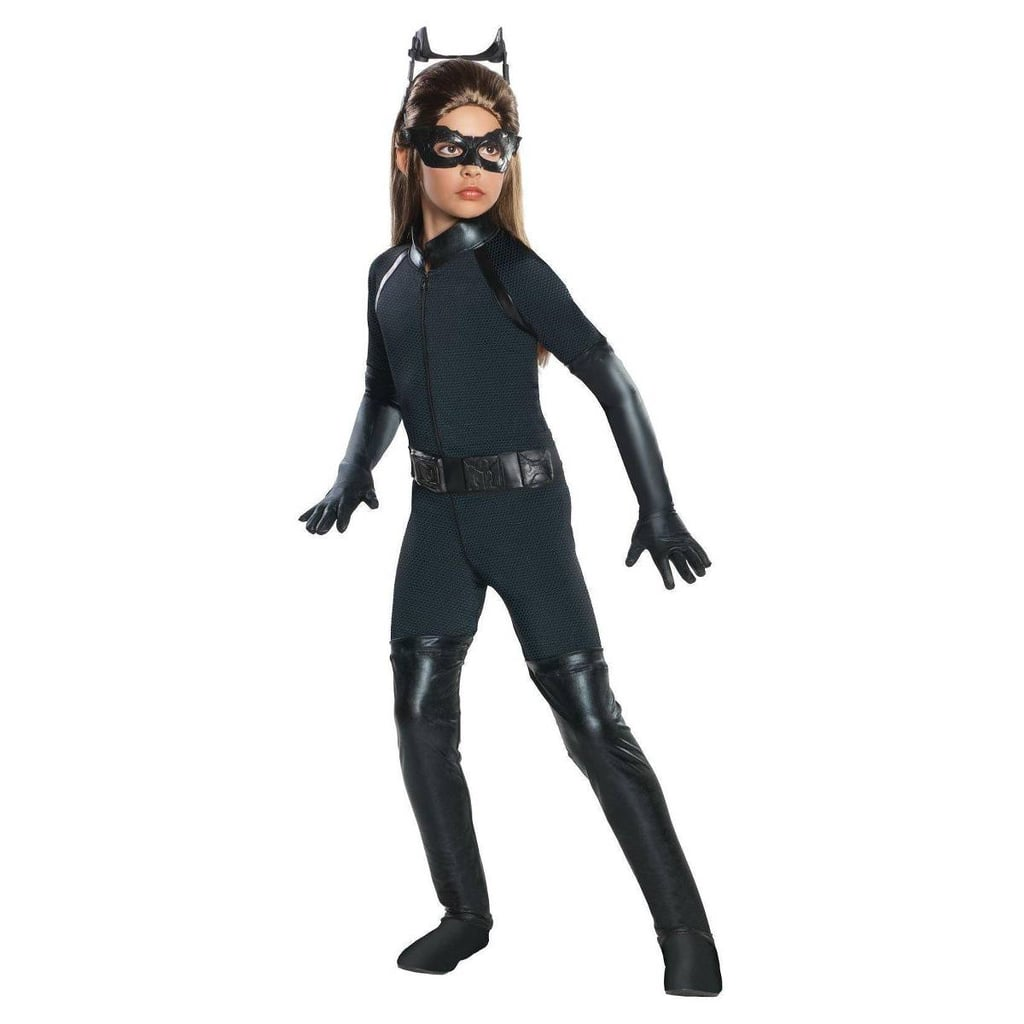 DC Super Hero Girls Catwoman Deluxe Costume  sc 1 st  Popsugar & DC Super Hero Girls Catwoman Deluxe Costume | Best Kidsu0027 Halloween ...