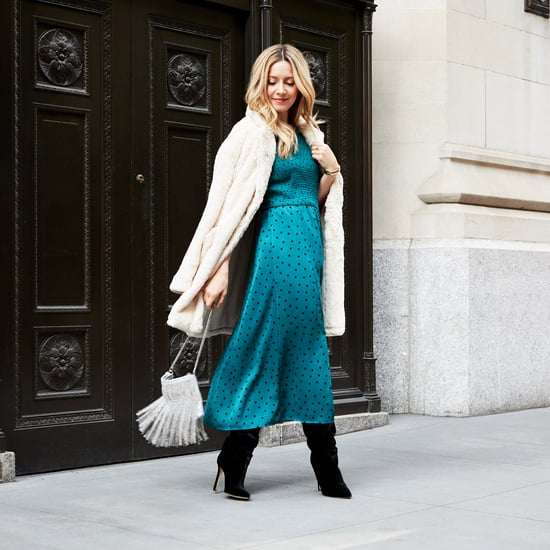 How to Style a Cheap Holiday Party Dress POPSUGAR at Kohl's