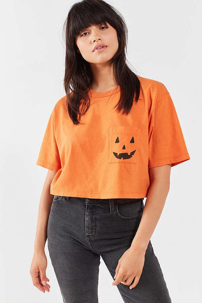 Truly Madly Deeply Halloween Pocket Tee