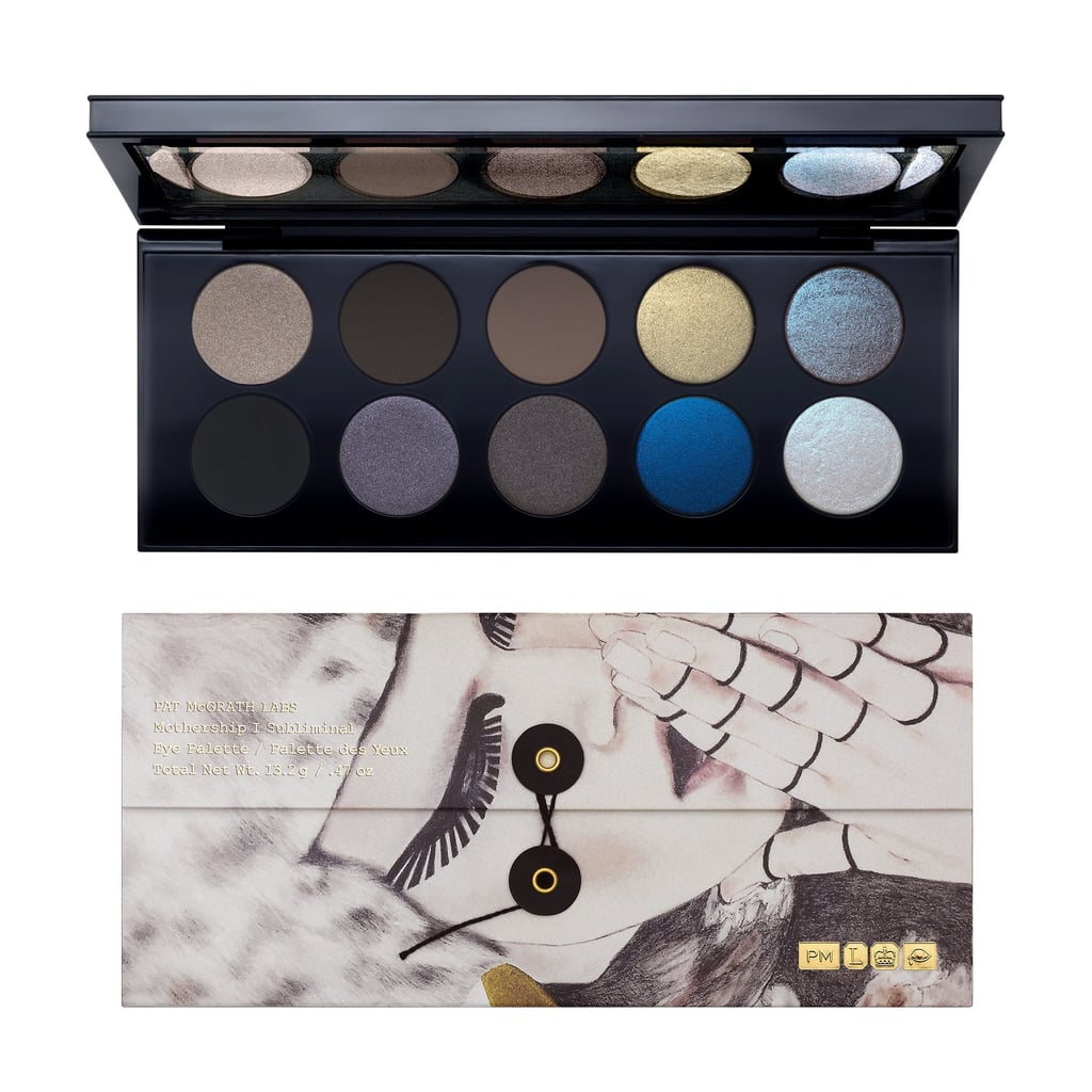 Mothership I: Subliminal Eye Palette