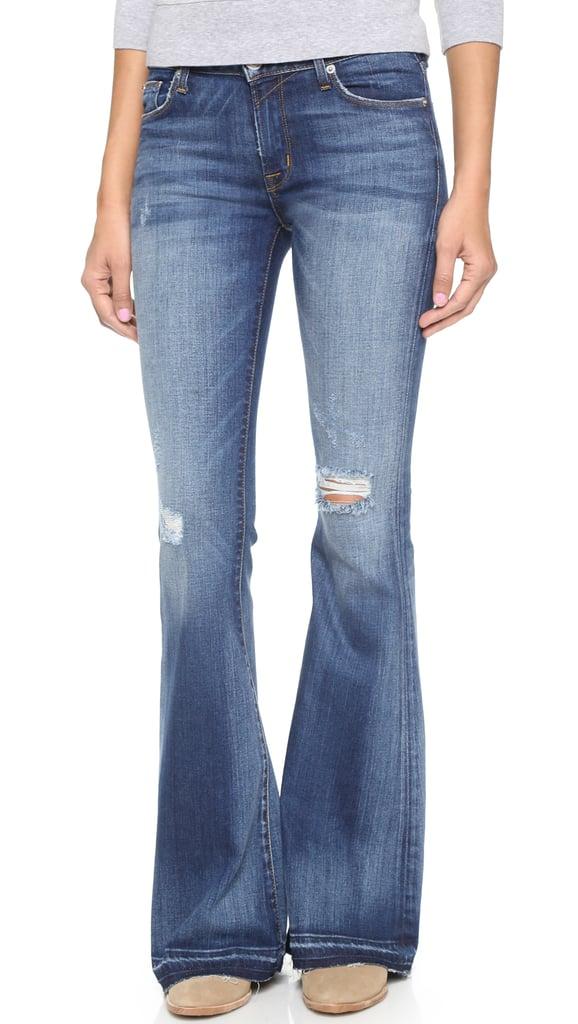 Hudson Mia Flare Jeans ($229)