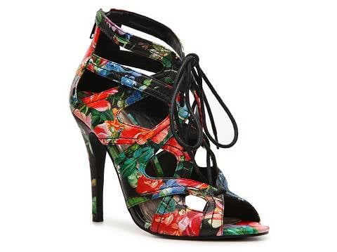 Shoes: Fun Florals