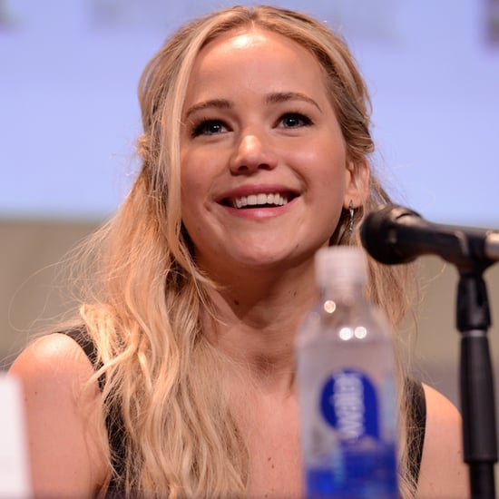Jennifer Lawrence's Funny Quotes at Comic-Con
