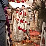 New Girl Schmidt and Cece's Wedding Pictures