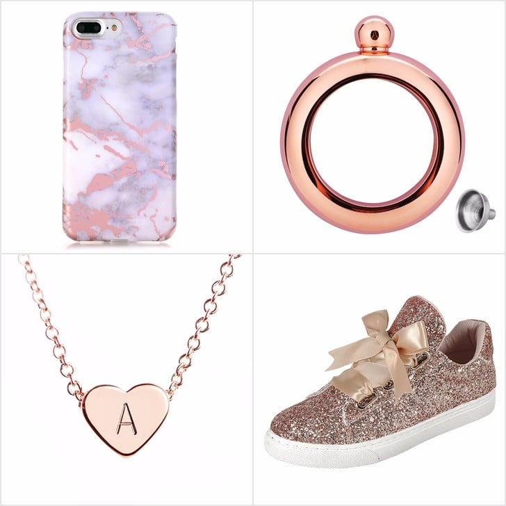 Rose Gold Gifts on Amazon
