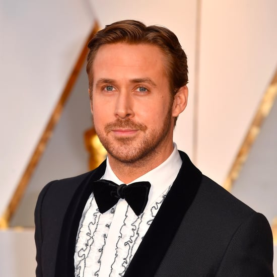Ryan Gosling at the 2017 Oscars