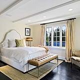 Zoe Saldana's Beverly Hills Home