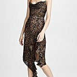 Misha Collection Emilia Leopard Dress