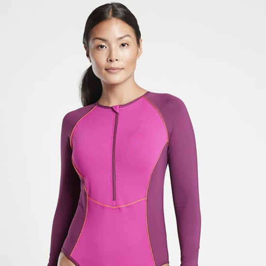 Athletic One-Piece Swimsuits