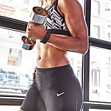 14-Minute Dumbbell Booty Workout