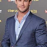 Chris Hemsworth's Hot Pictures