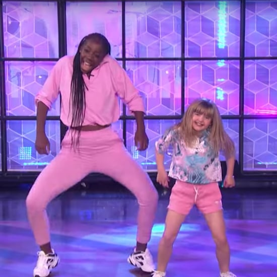 Jeny Bonsenge and Her Student Anae Danced on The Ellen Show
